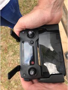 Drohnen Vermessung: Wasserversorgung SD Cooper