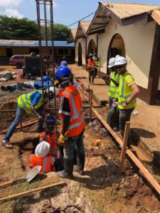 Water supply and sanitation infrastucture